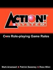 New, Action! System: Core Rules, Mark Arsenault, Patrick Sweeney, Ross Winn, 189