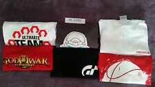 TEE SHIRT FIFA 2014 + HALO 5 BLEU +DRIVECLUB+ GOD OF WAR 3 +GRAN TURISMO+NBA 2K