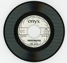 Butch Engle & The Styx 1967 Onyx 45rpm Puppetmaster b/w Hey, I'm Lost gArAgE