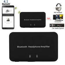 Mini Car Audio HIFI Bluetooth 4.1 Headphone Amplifier Stereo For Android IOS