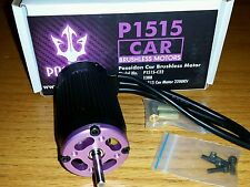 Poseidon P1515-C22 2200kv Designed by Steve Neu Brushless car motor 100MPH+ Rust