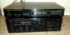 Onkyo Stereo Amplifier Amp and Tuner A-RV401 & T-401