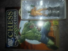 DC SUPER HERO CHESS COLLECTION #30 KILLER CROC - NEW INCLUDING MAGAZINE