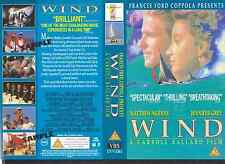 Wind, Matthew Modine Video Promo Sample Sleeve/Cover #10407