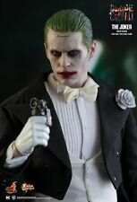 Joker suicide squad smoking version Hot Toys 1/6 figure jared leto uk expédié