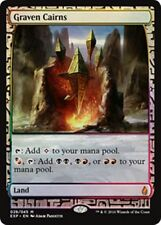 Cairns Sculptés PREMIUM / FOIL  - Graven Cairns Zendikar Expeditions - Magic Mtg