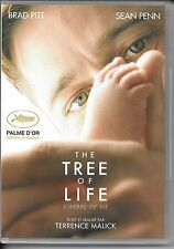 DVD ZONE 2--THE TREE OF LIFE--PITT/PENN/MALICK
