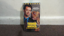 'Turner and Hooch' - Tom Hanks, VHS, Sealed in Buena Vista dist. seal. Look!