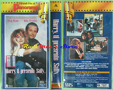 film VHS HARRY,TI PRESENTO SALLY cartonata SIGILLATA Ryan PANORAMA (F75) no dvd