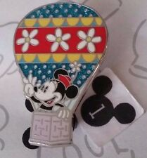 Minnie Mouse Waving Hot Air Balloon Mystery Adventure is Out There Disney Pin