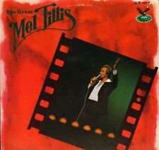 MEL TILLIS the great GT-0047 usa gusto 1979 LP PS EX/EX