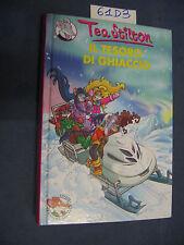 Tea Stilton IL TESORO DI GHIACCIO  (61 D 3)