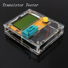 Clear LCR-T4 Transistor Tester Diode Triode Capacitance LCR ESR Meter Module