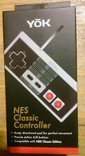 Nintendo NES CLASSIC controller ON HAND Wired Classic NES YoK NES Classic NEW