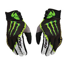 Mens Cycling Racing Full Finger Gloves Mountain Bike Motocross Offroad DH