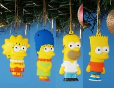 Decoration Xmas Ornament Home Decor Animation Simpsons Bart Lisa Marge Homer
