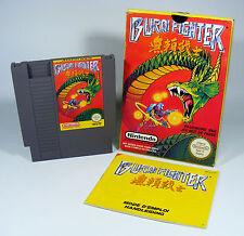 Burai Fighter para nes Nintendo Entertainment System módulo con instrucciones y embalaje original