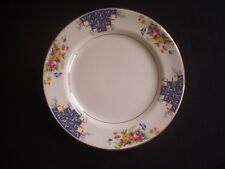 "A.J. WILKINSON -ROYAL STAFFORDSHIRE POTTERY -8"" PLATE -c.1950"