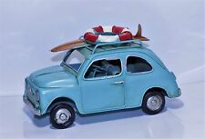 Shabby Chic Vintage Car Model Home Decor Metal Beach Decoration Display NWT