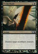 Doom Blade FOIL | NM | M12 | Magic MTG