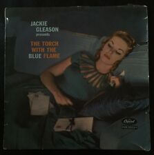 JACKIE GLEASON PRESENTS THE TORCH WITH THE BLUE FLAME Vinyl Record Album