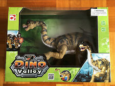 Dino Valley Jurassic Park Utahraptor Dinosaur Poseable with Sound Kids Toy Gift