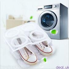 Washing Shoes Mesh Net Air Bag Pouch Washing Machine Cleaner Laundry Bags Case