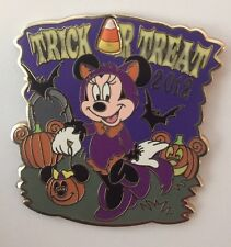 Halloween 2012 Trick or Treat Minnie Mouse LE Disney Pin 92152 AP