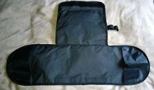 Noir en nylon sac de couverture Skateboard transporteur avec support casque, 29,5 pouces nouveau
