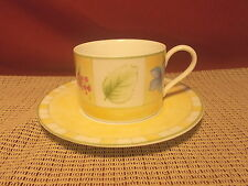Waverly  China Second Spring Pattern Cup & Saucer Set