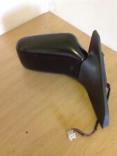 Volvo V40 wing mirror driver side electric dark green Removed From 1996
