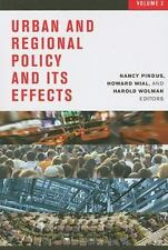 Urban and Regional Policy and its Effects by