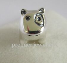Authentic Genuine Pandora Sterling Silver Dog Charm - 790258