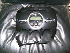 mazda 2 mp3 radio cd wechsler cdwechsler cd cd player autoradio 14797726