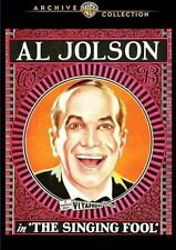 SINGING FOOL  (1928 Al Jolson) Region Free DVD - Sealed