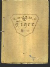 Grand Junction CO Grand Junction High School yearbook 1928 Colorado