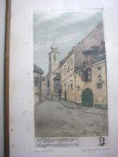 Wien, Nusdorf, um 1900