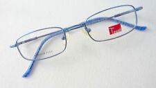 Tough leichte Jungen Brille Kinder Brillenfassung Neuware Titan flex blau