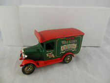 LLedo Promotional1920 Ford A Van  Walkers Crisps in Green & Red