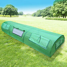 New Hot 10'X31''X18'' Tunnel Mini Greenhouse Outdoor Plant Gardening Green House