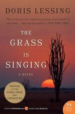 The Grass Is Singing: A Novel by Lessing, Doris