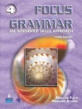 Focus on Grammar 4 (3rd Edition)