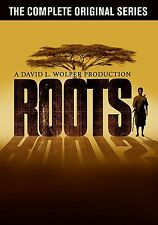 The Complete Roots Collection: Original Series (30th Anniversary Edition) [DVD]