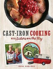 Cast-Iron Cooking with Sisters on the Fly-ExLibrary