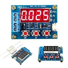 18650 Li-ion Lithium Lead-acid Battery Capacity Meter Discharge Tester Analyzer