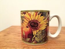 Burton and Burton Ceramic Sunflower 12 oz. Mug