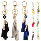 New Handmade Leather Tassel Pendant Key Chains Bag Accessories Pendant Ornaments