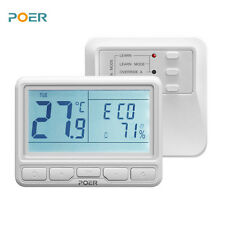433MHz wireless boiler room controller programmable digital wifi thermostat