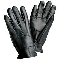 New Genuine Leather Driving Gloves Large or XL Mens/Womens XR2 Thermal Insulated