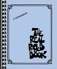 The Real R&B Book: C Instruments Real Books